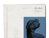 de tekst. A Poetry Magazine
