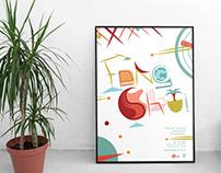 Feng Shui - Typography