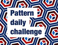 365 Daily pattern challenge
