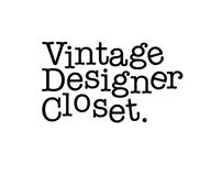 Vintage Designer Closet