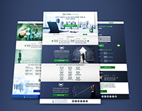 Landing Page Design