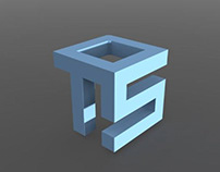 Logo 3D Digital Talent Scholarship Kominfo