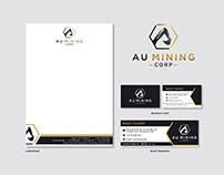 AU Mining Corporate Identity