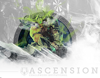 Art Direction: Ascension Challenger Invitational