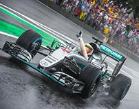GP BRASIL DE F1 - 2016