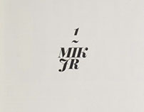 Fanzine - Tipografico