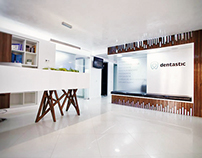 "Interior design - ""Dentastic"" dental clinic"