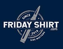 FridayShirt.com - Logo Design