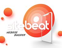 SiteBeat - Innovative Website Builder