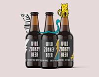 WILD ZONKEY BEER