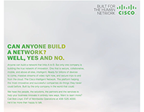Cisco - Human Network