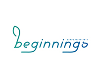 beginnings / UWC Dilijan Graduation Event Logotype