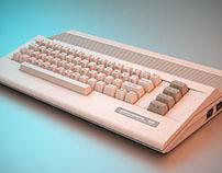 CGI – Commodore C64C