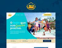 Arca Parque - Website