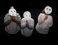 A Night of Masks with AMICI at the JOY Festival