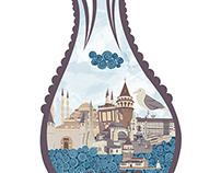 istanbul pattern/ illustration