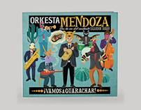 Arte Disco Orkesta Mendoza