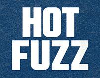 Hot Fuzz Alt Movie Poster