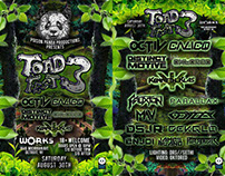 'ToadFest 3' {Flyer} [PP]