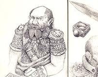 Dwarves - concept art