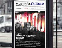 Oxford Street Culture x Jcdecaux