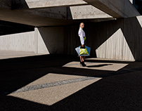 Fabric & concrete FOR ELLEMENTS MAGAZINE
