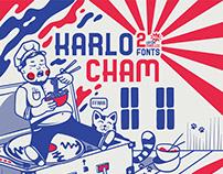Karlo Cham Font - Free Latin/Cyrillic