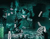 Absynthe &Poker