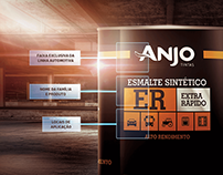 Anjo | Package Rebranding