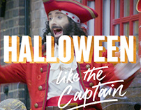 Captain Morgan | Halloween