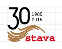 Logo 30° anniversario della tragedia di Stava