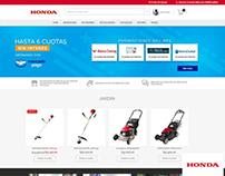 PROJECT: Lanzamiento e-commerce Honda + AD TiendaHonda
