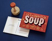 Soup Postcards