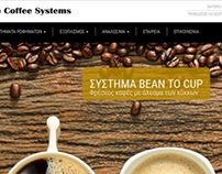 Κατασκευή ιστοσελίδας Innovative Coffee