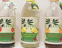 Olivio Olive Oil labels