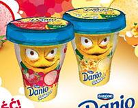 Danio Shake It - Launch Campaign