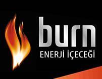 BURN POSTERS