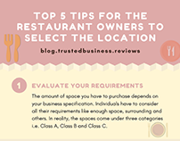 Tips for the Restaurant Owners
