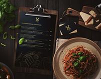 "Branding restaurant TSEH l Брединг ресторана ""Цех"""