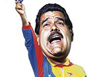 Maduro caricatura