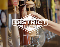 Happy Hour At The District
