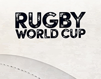 The Cork Rugby World Cup 2015 Poster