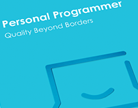 Personal Programmer Selected Design Work