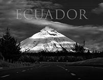 Ecuador - Landscapes B&W