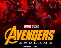 Officially Licensed Art | Avengers: Endgame