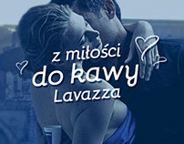 sklep z kawą Lavazza