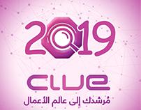 Clue 2019 Calender