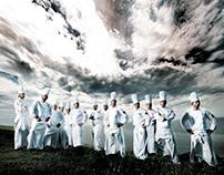 Norwegian Culinary Team - Olympics 2010