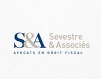 Sevestre & Associés - Corporate branding