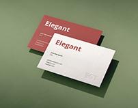 Business Card Mockup Scenes